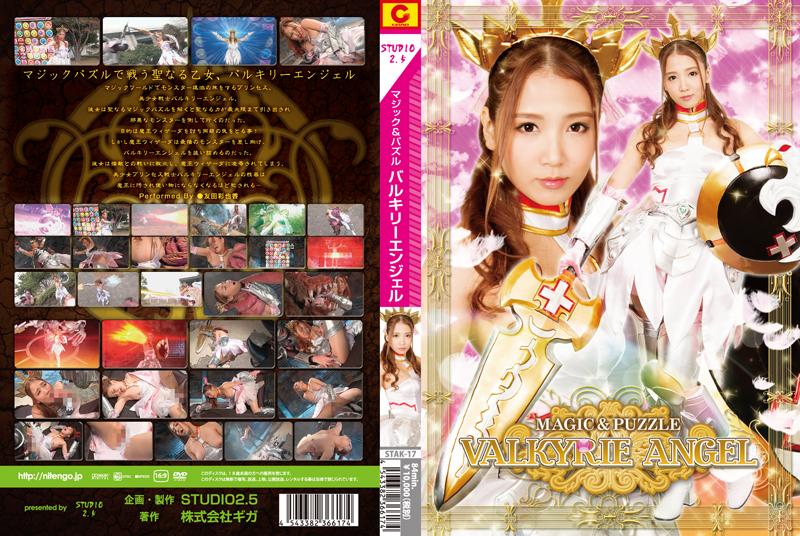 STAK-17 マジック&パズル バルキリーエンジェル 戦隊・アニメ・ゲーム コスチューム 84分